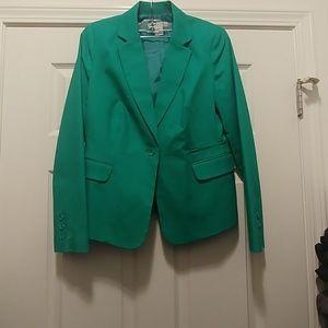Turquoise Blazar